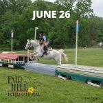 Unrecognized Starter Horse Trials