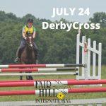July DerbyCross